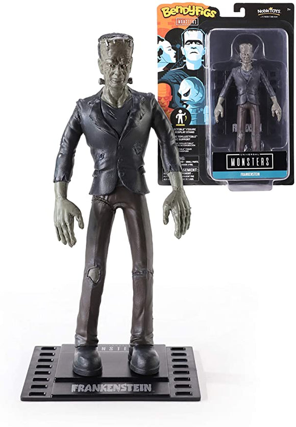 UNIVERSAL MONSTERS BENDYFIGS FRANKENSTEIN