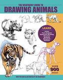 Joe Weatherly Guide to Drawing Animals - SIGNED