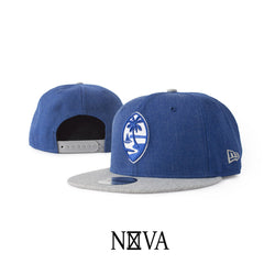 Guam Seal Light Royal/Grey Heather 9Fifty Snapback