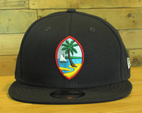 Guam Seal New Era 9Fifty Snapback Navy