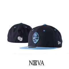 Guam Seal 59Fifty Fitted Navy/Carolina Blue