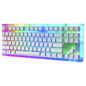 TKD Signature Tenkeyless RGB Mechanical Keyboard - 87 Keys