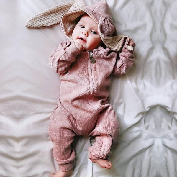Baby's Rabbit Rompers / 0 - 18 Months