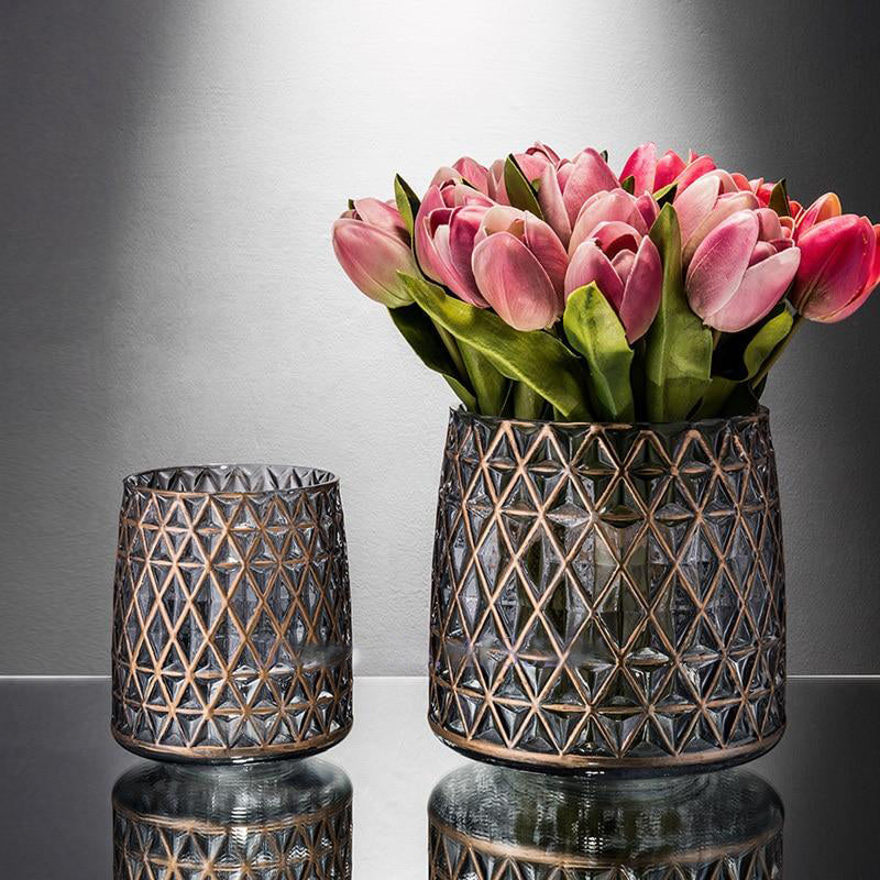 Modern Glass and Crystal Vases
