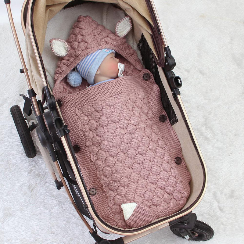 Breathable and Cosy Baby Sleeping Bag For 0-6 Months
