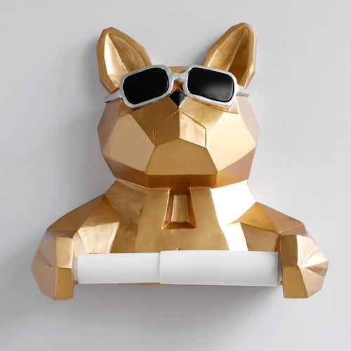 Animal Toilet Roll Holder