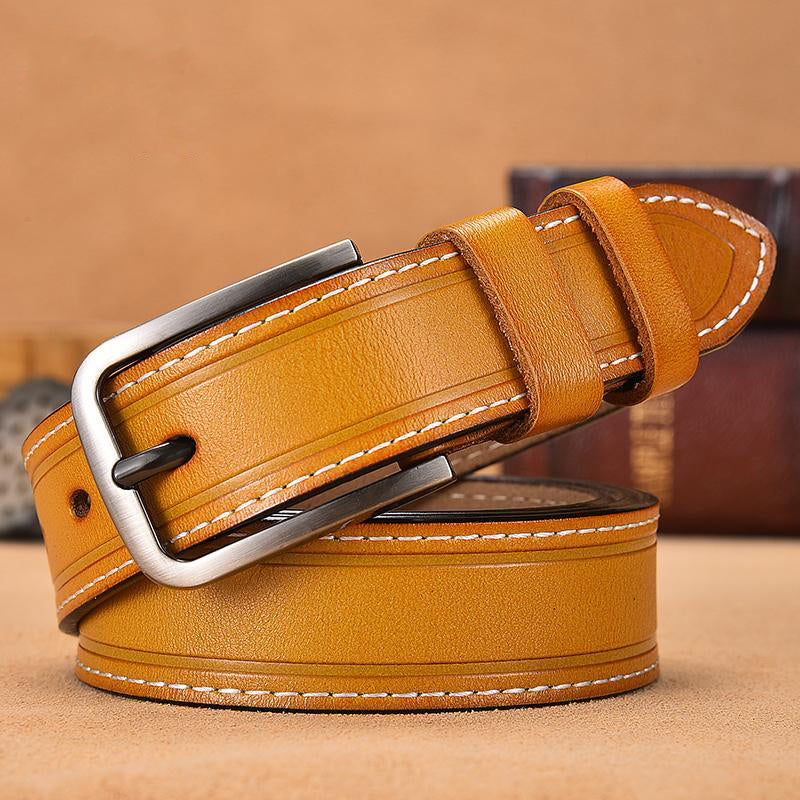 Handmade Women's Luxury Leather Belt