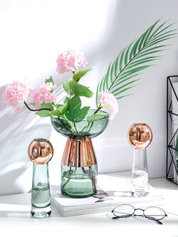 High Quality Glass Vase