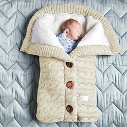 4 in 1 Super Soft Baby Sleeping Bag