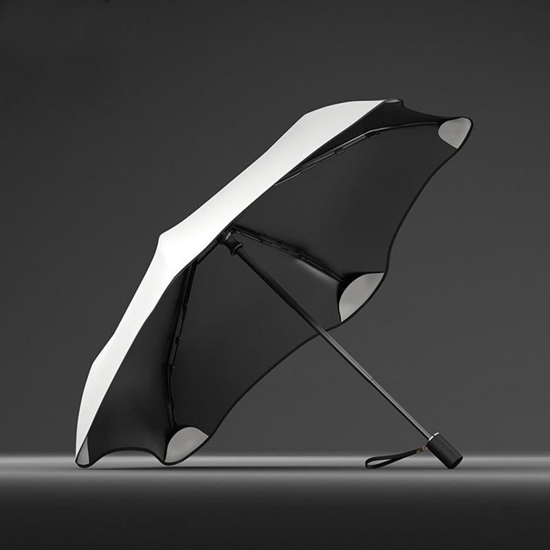 Ultra Strong, Windproof, Aluminium Folding Umbrella