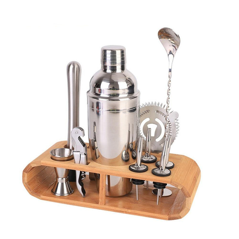 Luxury 13 Piece Bar Set