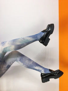 PM Acid Dye Printed Tights