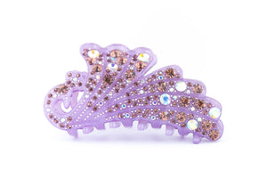 Butterfly Hairclip - Lavendel