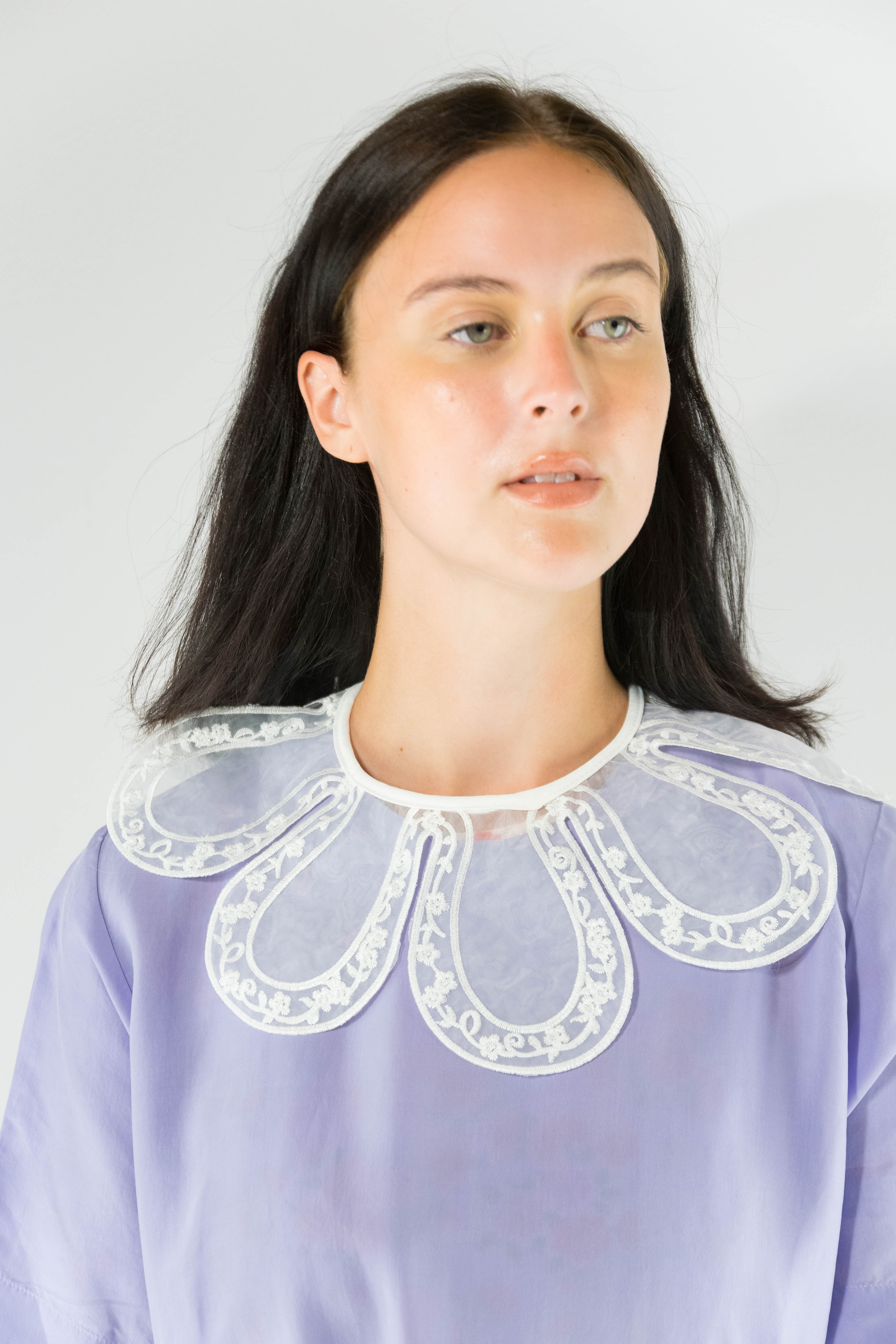 Collar - Lace Wings