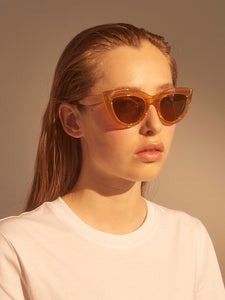 Stella - Light Brown Transparent