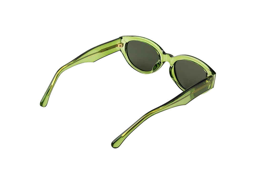 Winnie - Light Olive Transparent