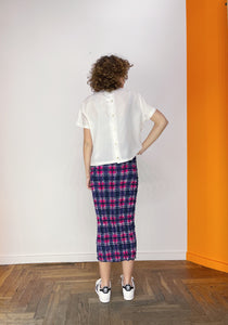 Smock Pencil Skirt / Dress