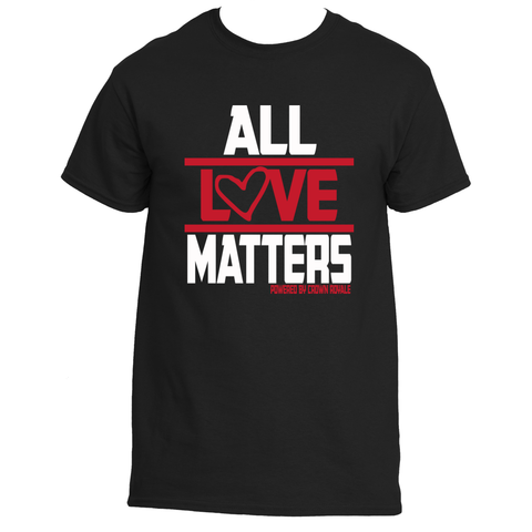"""All Love Matters"" Tee"