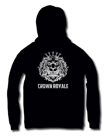 King of Kings Hoodie (Black & White)