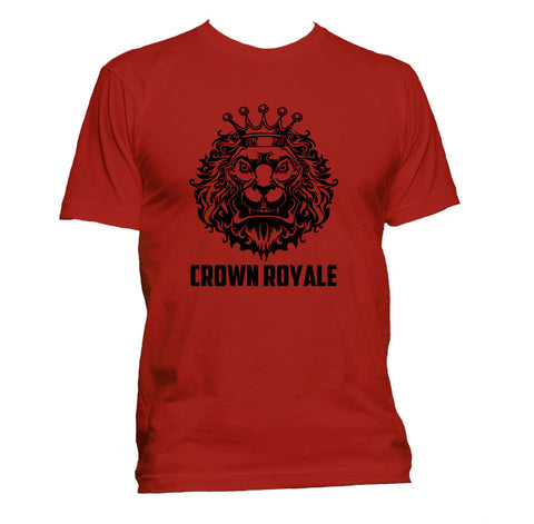 CR King of Kings Tee (Red/Black)