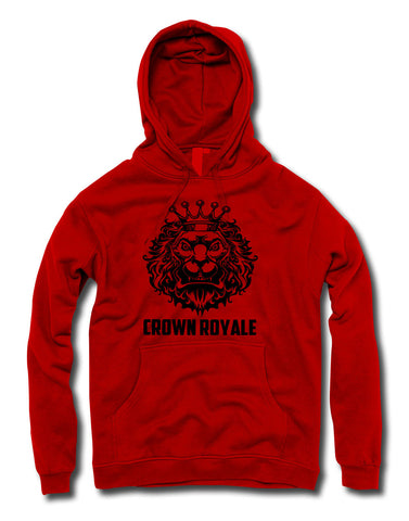 King of Kings Hoodie (Red)