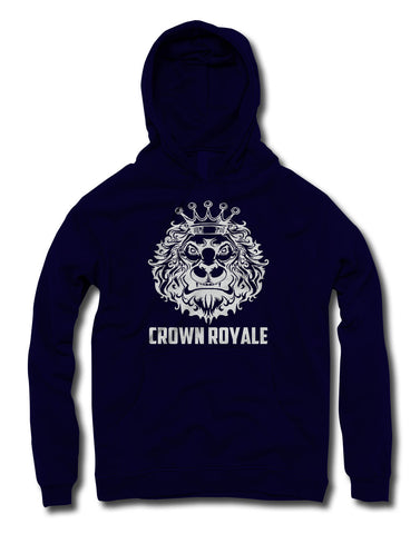 King of Kings Hoodie (Blue & White)