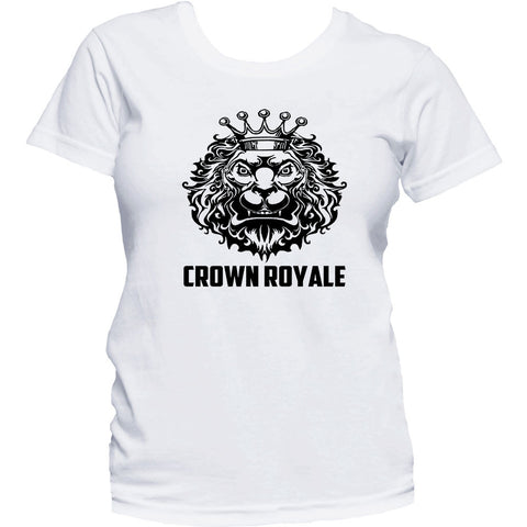 Ladies King Of Kings Tee (white)