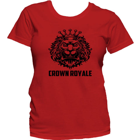 Ladies King Of Kings Tee (Red)