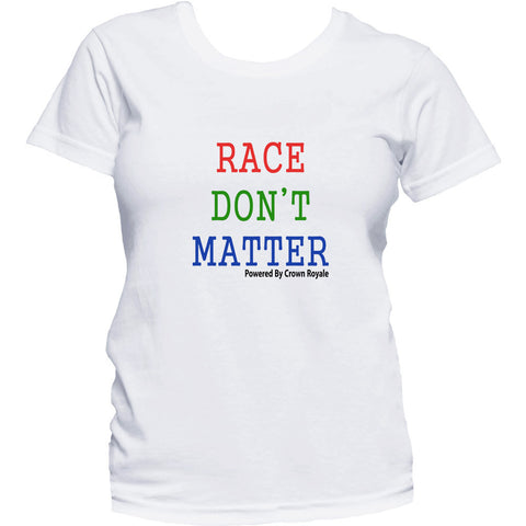 Women's Race Dont Matter