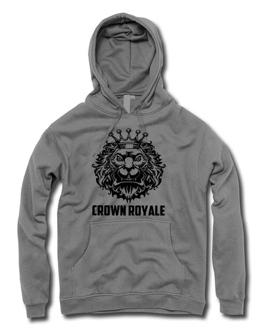 King of Kings Hoodie (Grey)