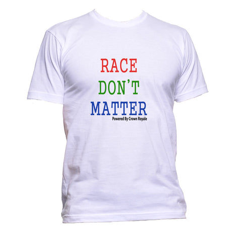 Men's Race Dont Matter