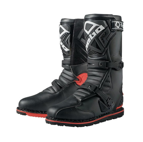 HEBO BOOTS TECHNICAL 2.0 MICRO BLACK