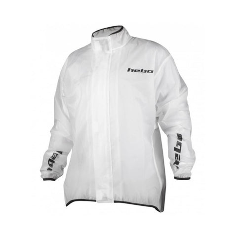 HEBO WATER JACKET TRANSPARENT