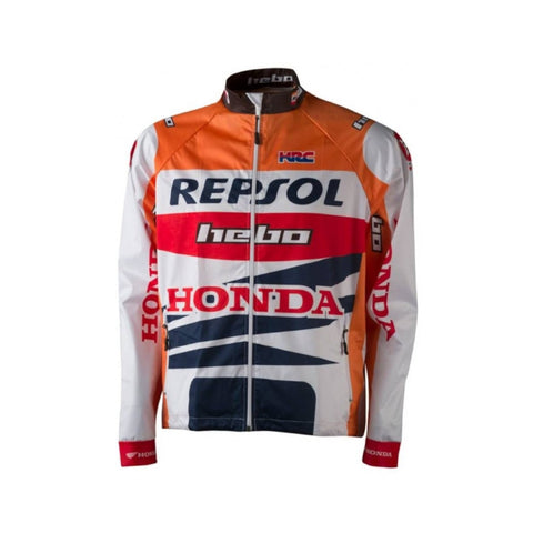 HEBO JACKET WIND PRO MONTESA TEAM