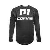 COMAS JERSEY LONG SLEEVE GREY