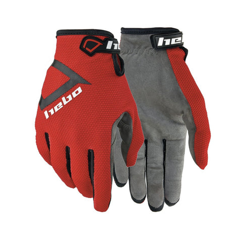 HEBO GLOVES NANO PRO III RED