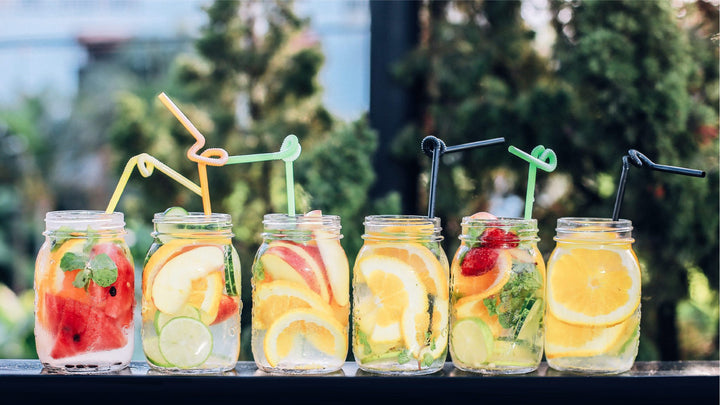 Summer Sipping: 4 healthy drinks to beat the summer heat