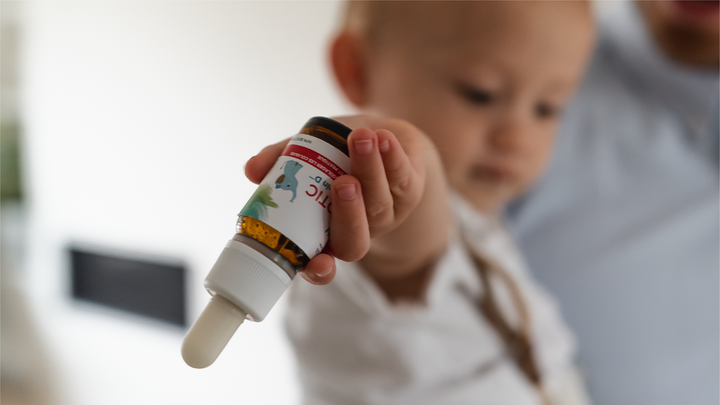 Can baby probiotics help with colic?
