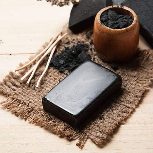 DIY Activated Charcoal Soap