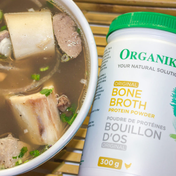 Bone Broth - Dr. Marc Bubbs