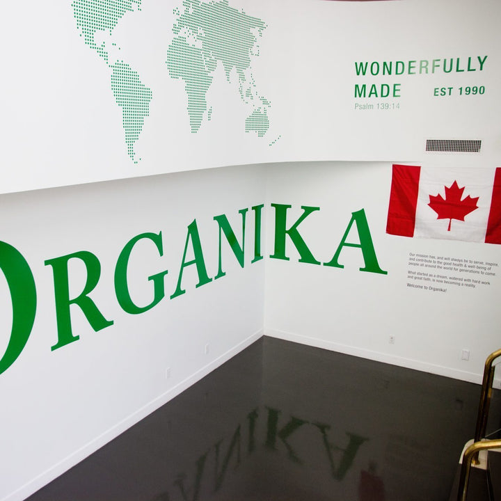 Organika Eh? Canada's Natural Health Solution