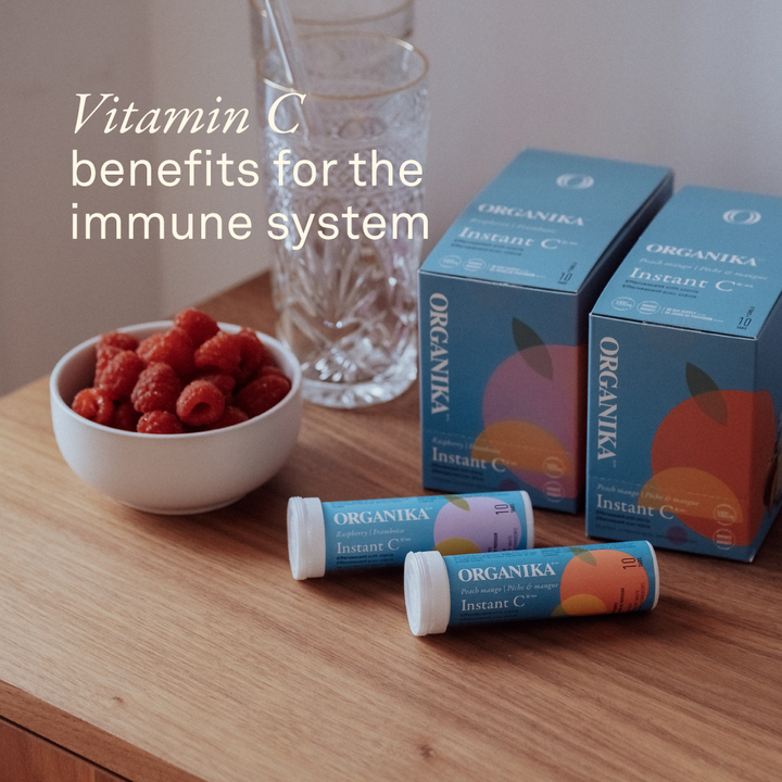 Top 4 Vitamin C Benefits for the Immune System