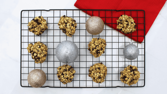 The 1-Bowl Collagen Cookies to Impress at Your Holiday Party!