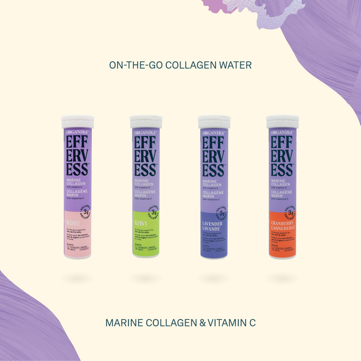 On-the-go Collagen Water: Meet Effervess!