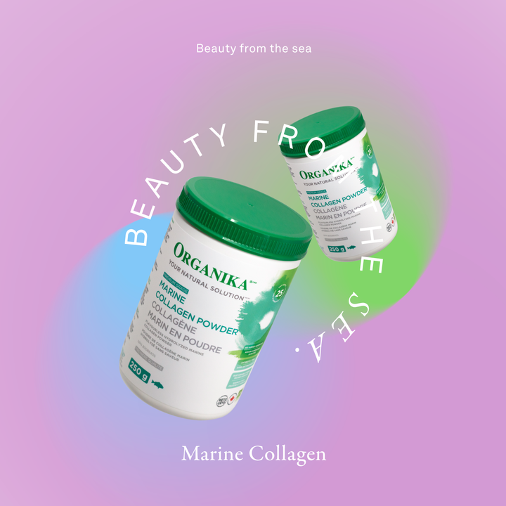 Marine Collagen: Beauty from the Sea