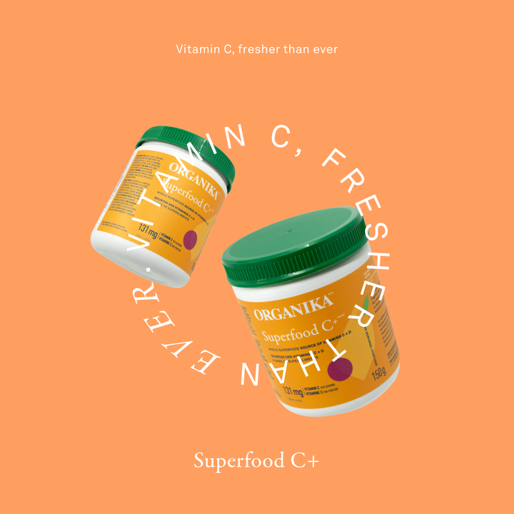 Super fresh, super nutritious: Superfood C+