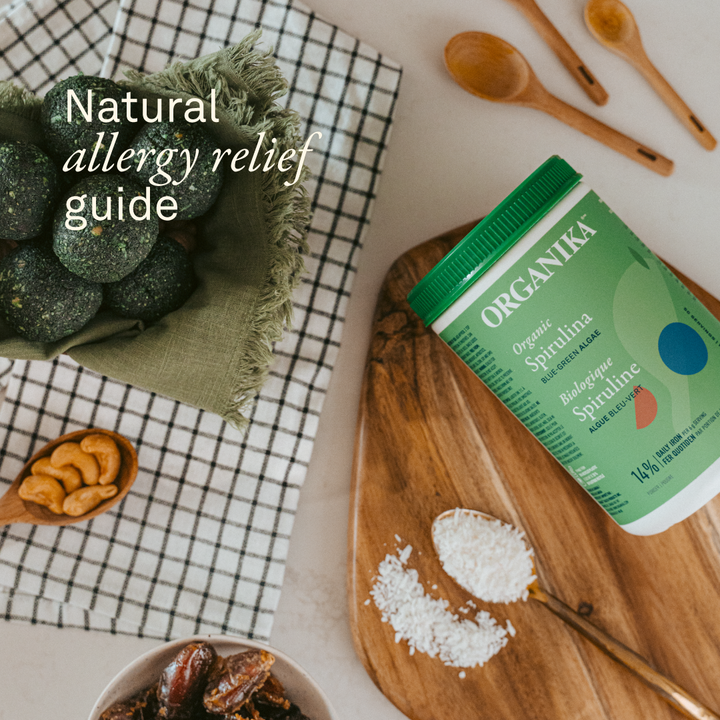 The Ultimate Guide to Natural Allergy Relief