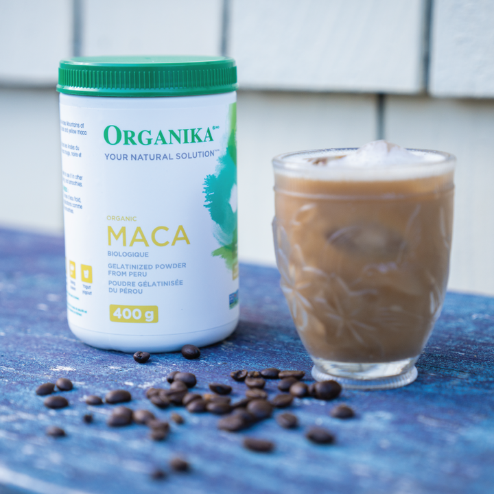 Iced Maca Superbrew Recipe