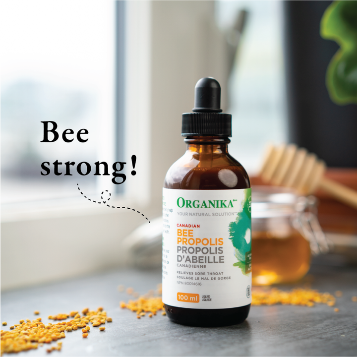 More than honey: What is Bee Propolis?