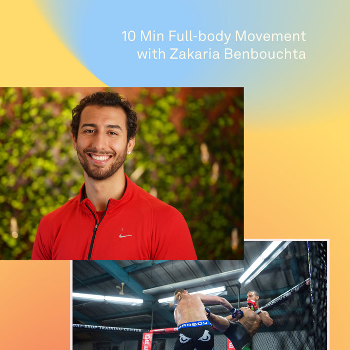 10-minute Full Body Movement